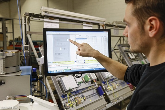 Verdrahtungsassistent